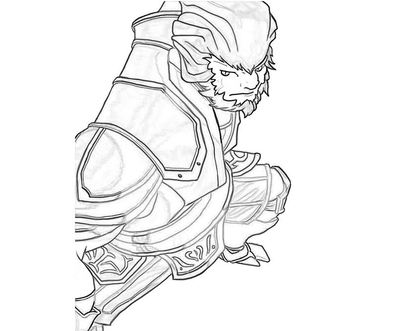 galka-character-coloring-pages