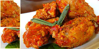 Ayam Panggang Rica