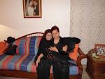 Con mi Marthita ( mi hijita la de en medio )