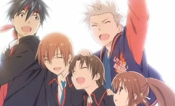 Little Busters! ~Refrain~ Episode 13