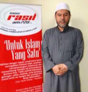 Husen al Athas Rasil Mutah di Eropa Masih Dapat Diterima