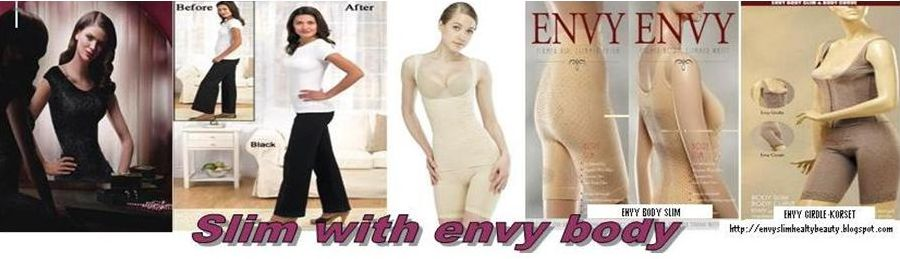 Envy Korset Pelangsing & Loe Luffa Body shaper,Envy Girdle