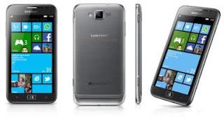 Spesifikasi Samsung Ativ S I8750