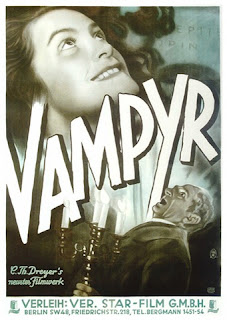 "31 Days of Horror Day 7 - ""Vampyr"" (1932)"