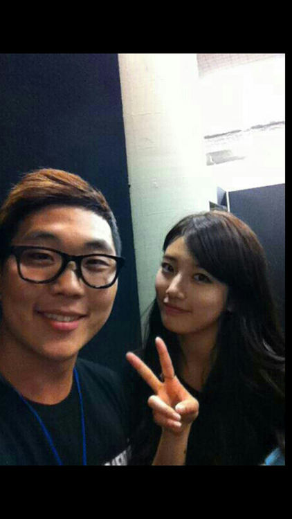 BAE SUZY Miss A New SELCA Update