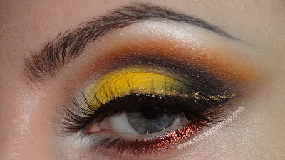 Yellow look