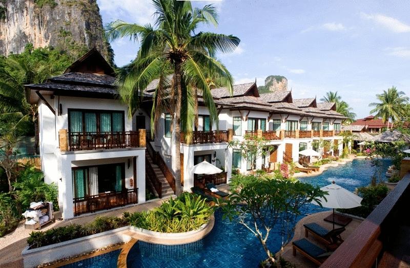 Thailand Railay Beach Railay Village Resort & Spa