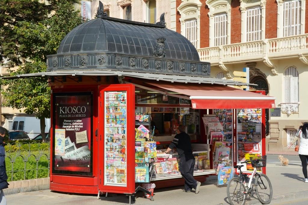 Cartagena Kiosk