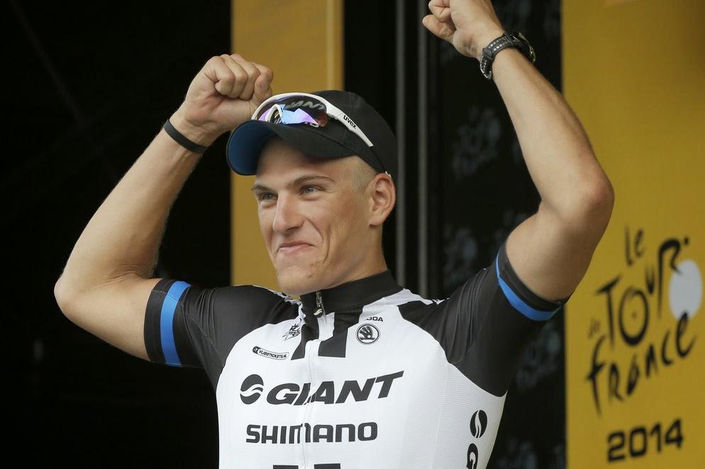 Kittel suma su tercer triunfo en el Tour