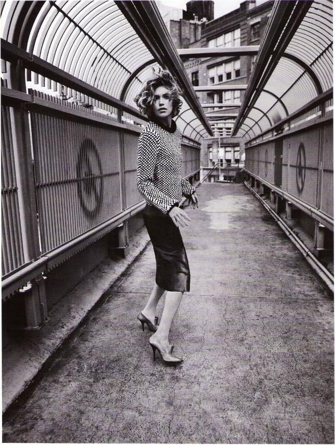 Jean Shrimpton 2011