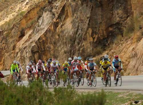 La carretera Potosí-Uyuni será cerrada por la competencia de ciclismo