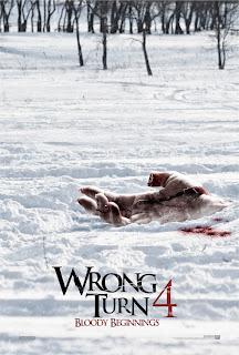 Ngã rẽ tử thần 4: Huyết Chiến - Wrong Turn 4: Bloody Beginnings (2011)
