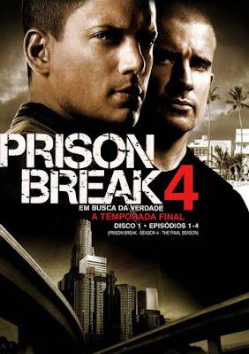 Prison Break Season 4 EP.1-EP.22 (จบ) พากย์ไทย (TV Series 2008)