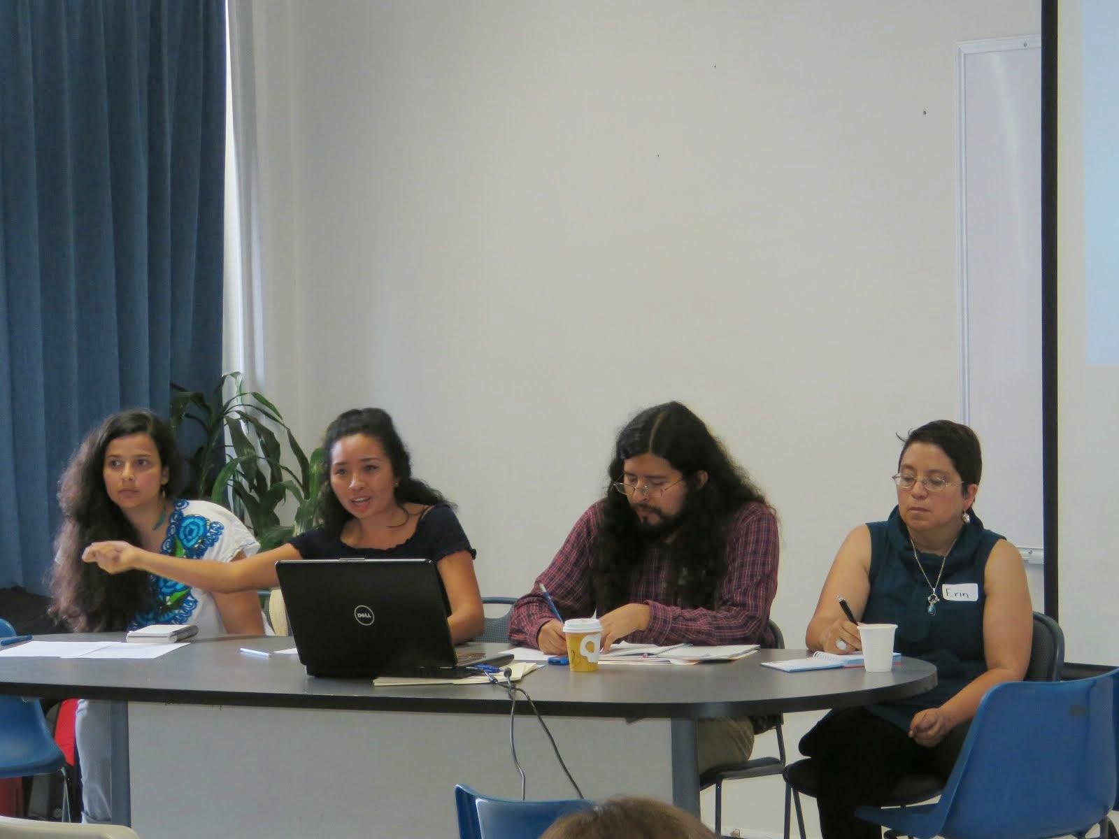 Mesa: Filosofía-Ciencia