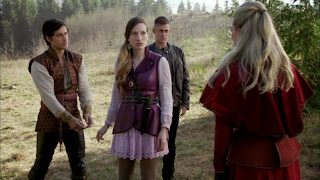 Once Upon a Time in Wonderland - Episode 1.08 - Home - Review
