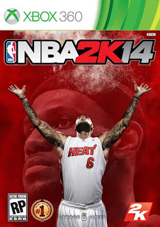 NBA 2k14 Official Covers Announced Featuring LeBron James Chalk Clap
