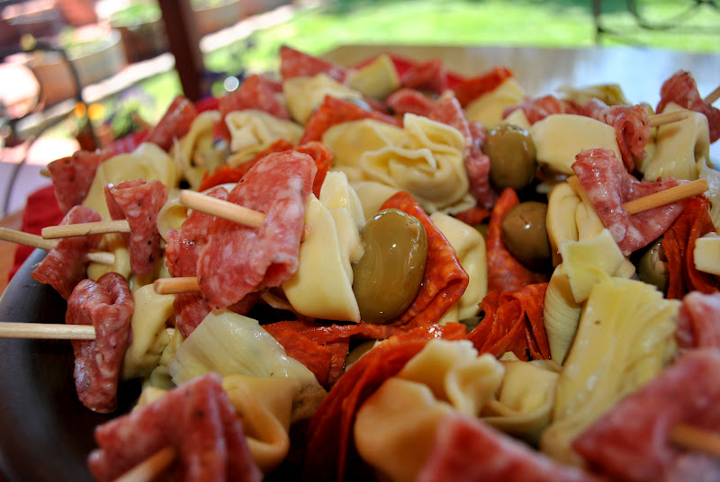 ... my word for it wednesday.. super easy appetizer..antipasto skewers