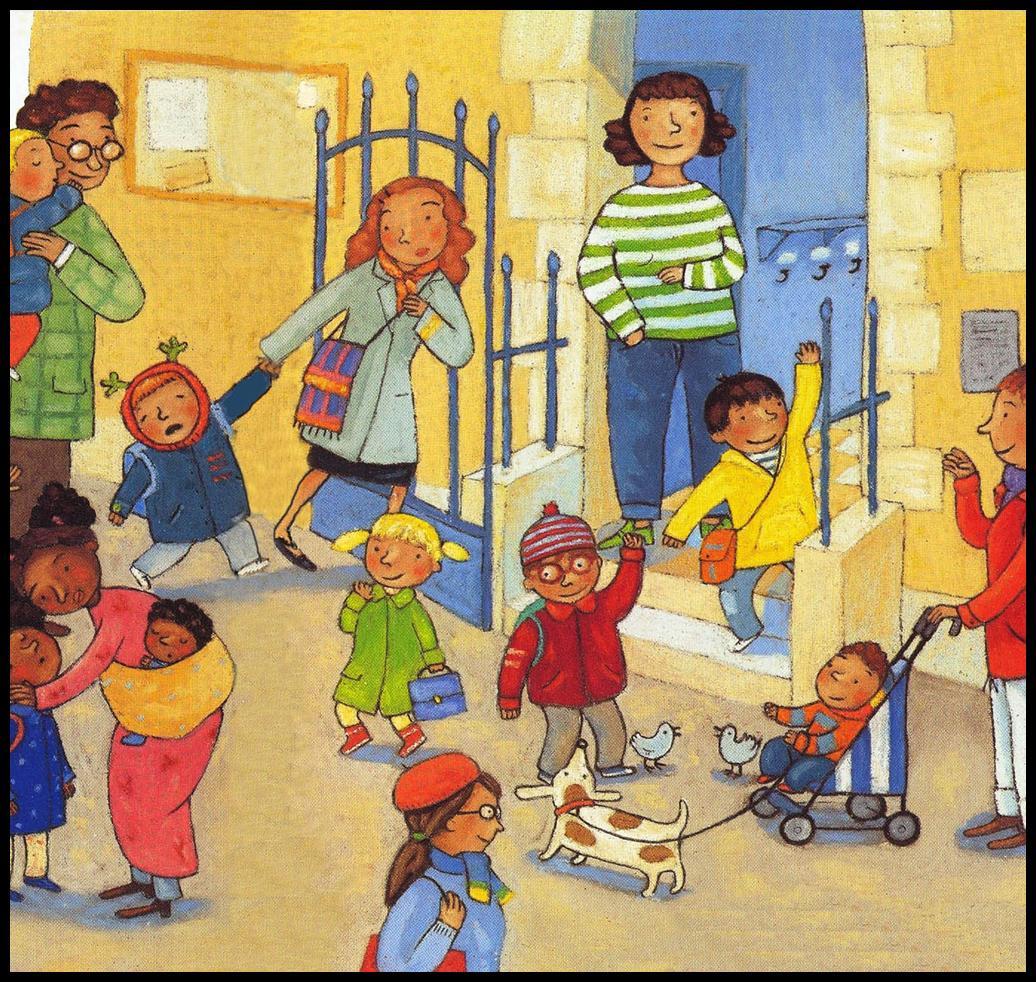 Βοηθώντας τα παιδιά στην ομαλή