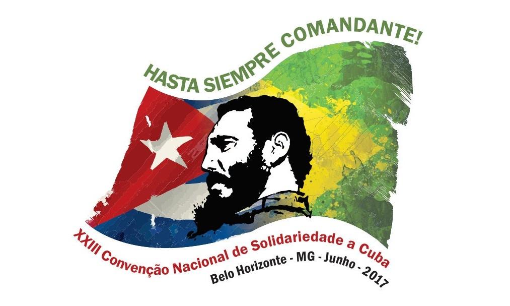 XXIII CONVENÇÃO NACIONAL DE SOLIDARIEDADE A CUBA