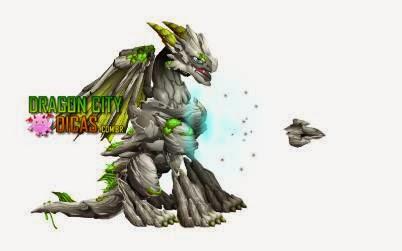 Dragão Golem