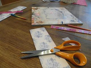 Gör din egen pappersvimpel