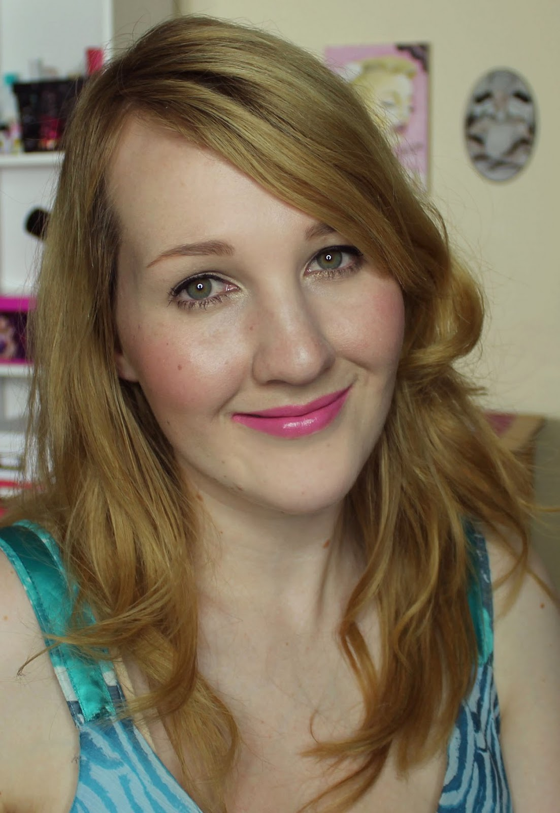 W7 Go West! Matte Lipstick - Perfect Pink Swatches & Review
