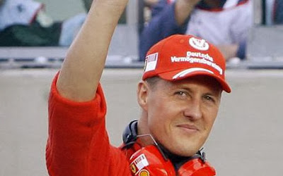 Michael Schumacher Legenda Formula 1 Koma Terjatuh Bermain Ski