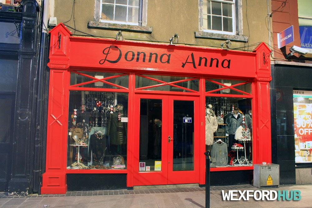 Donna Anna, Wexford