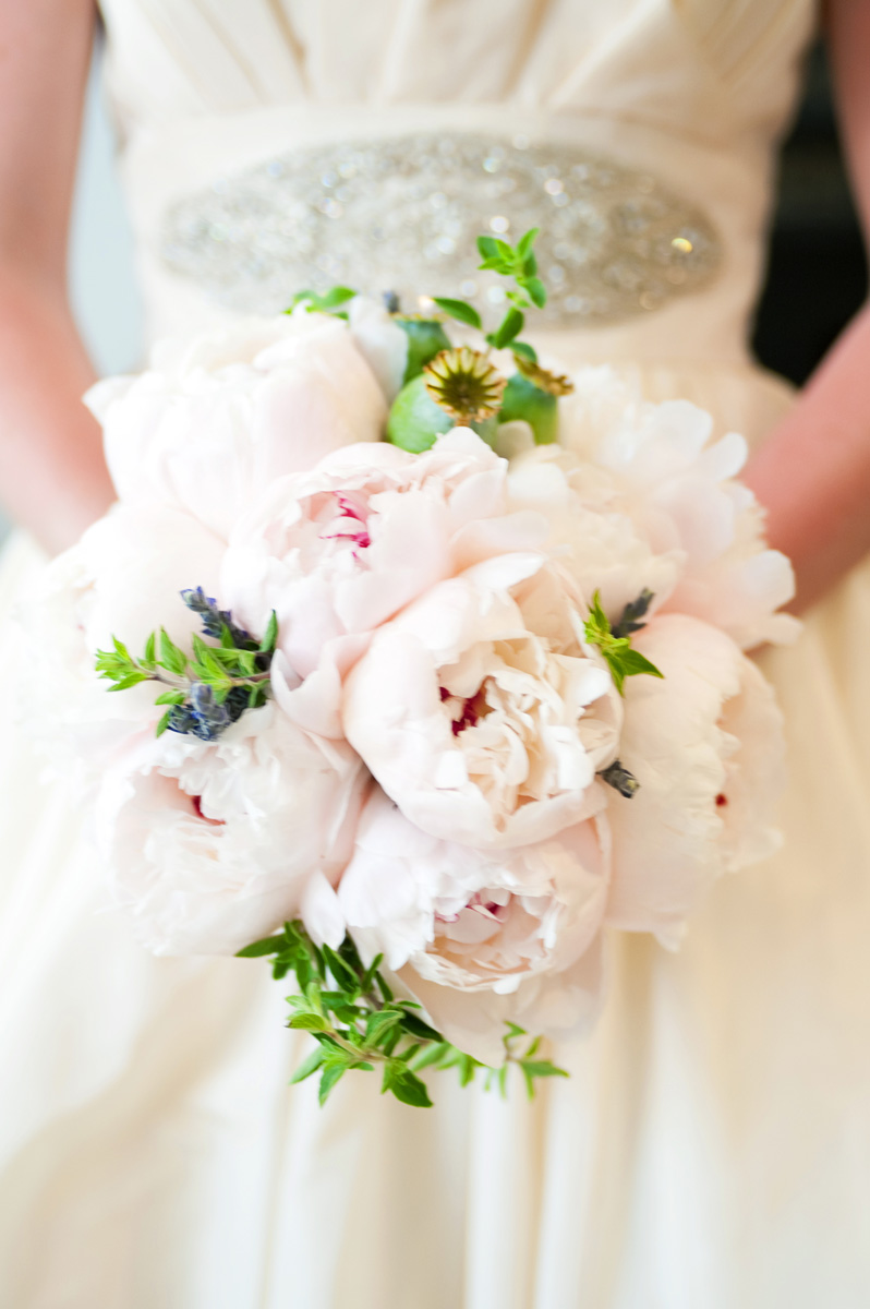 Top 10 wedding flowers: The Peony