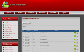 Software SMS Gateway Murah