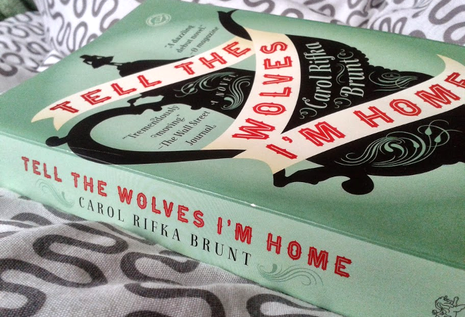 http://itsallaboutbooks.de/2013/10/tell-the-wolves-im-home/