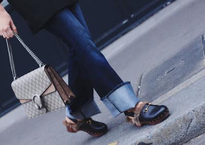 Hoy os presentamos la nueva colección de zapatos de Gucci (II)