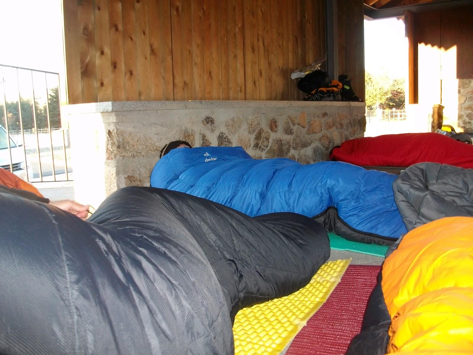 Clube de montanhismo de braga sacos cama ou sacos de dormir for Camas de dormir