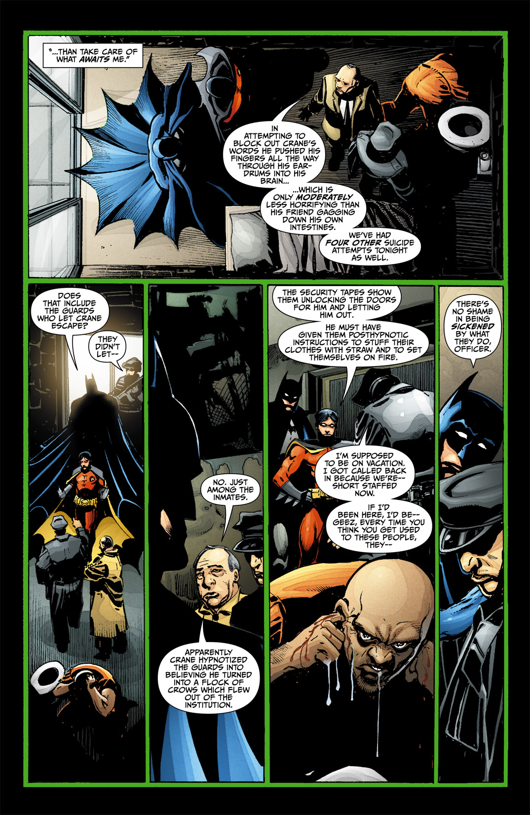 Detective Comics (1937) Issue #835 Page 11