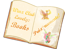 Winx Club Lovely: Books