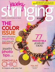 Spring 2013 Jewelry Stringing