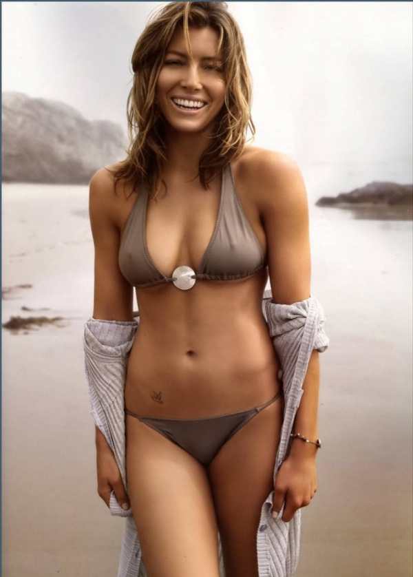 Jessica Biel (USA) | Hot and Beautiful Women of the World