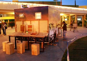 Traila en exposición UABC