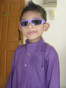 My 1st Prince Muhammad Syahmi Hazim