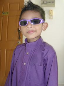 My 1st Prince Muhammad Syahmi Hazim