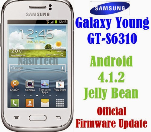 Firmware 4 file samsung gt s6310