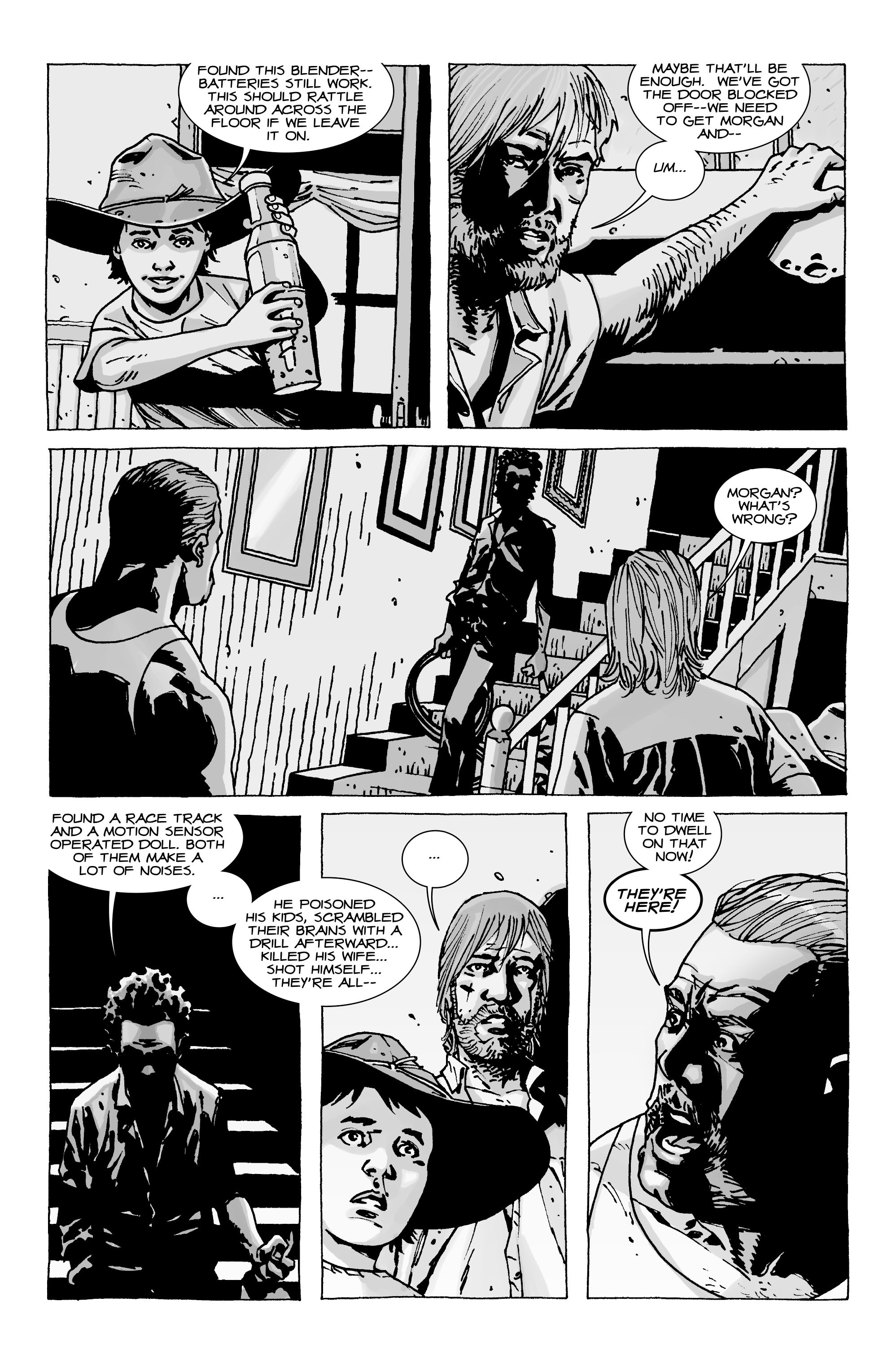 The Walking Dead 60 Page 10