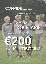 Multibónus - Ganha já 100€ a 200€