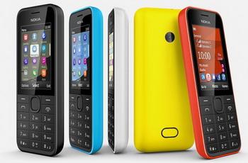 Nokia Luncurkan Ponsel Murah Series 207 dan 208 Terbaru