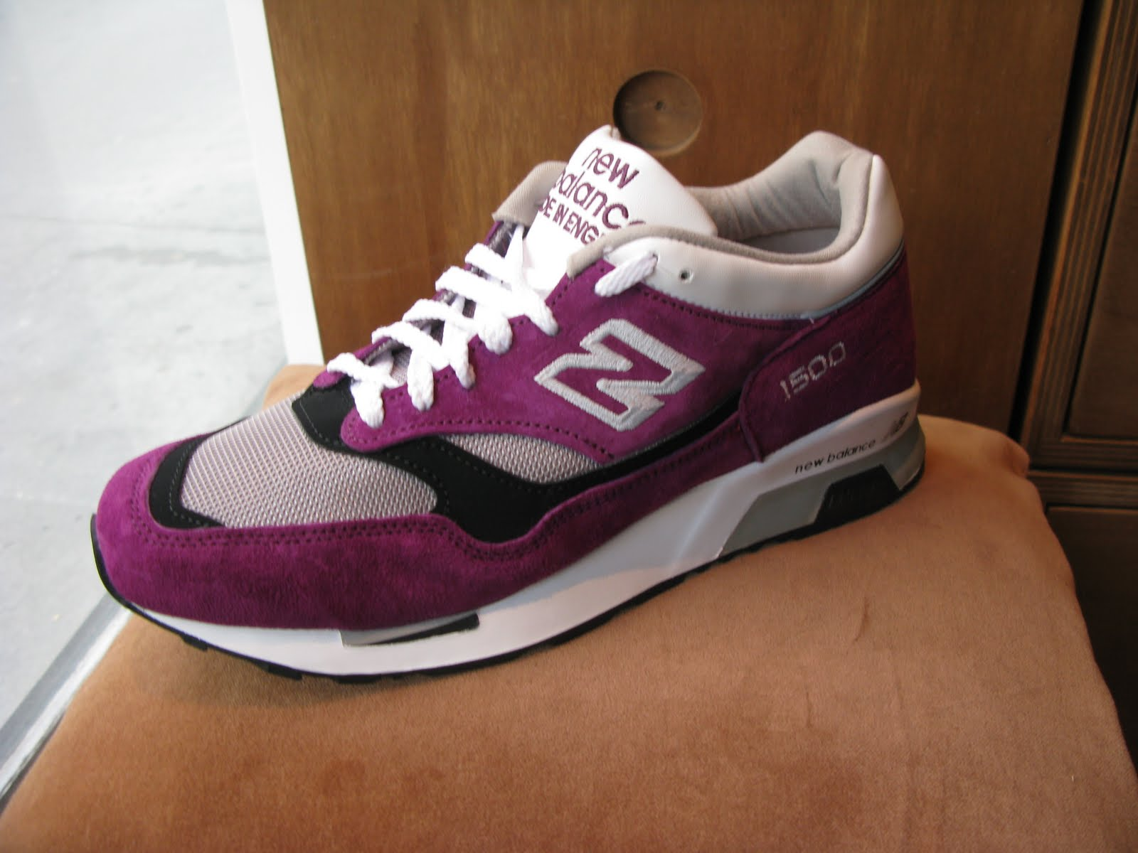 New Balance 1500 Bordeaux