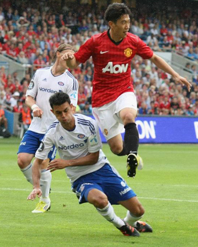 Shinji Kagawa 2012