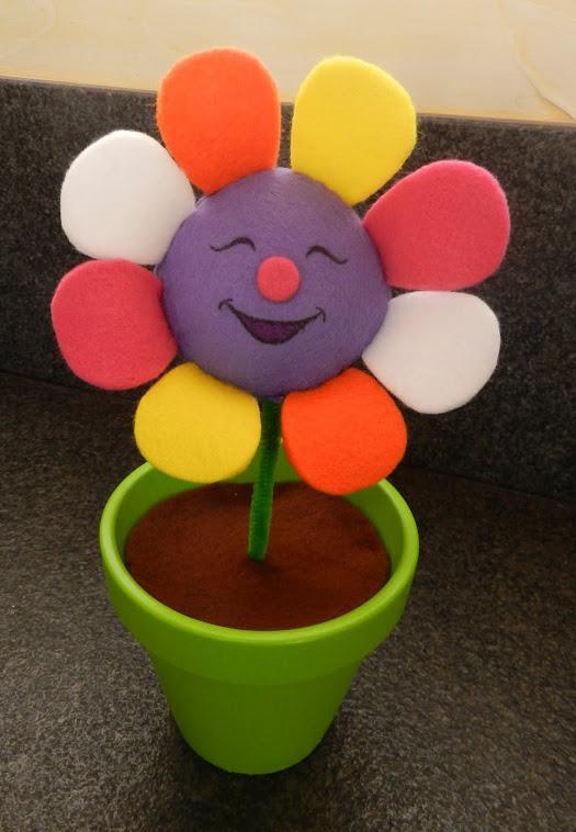 Fleur multicolor