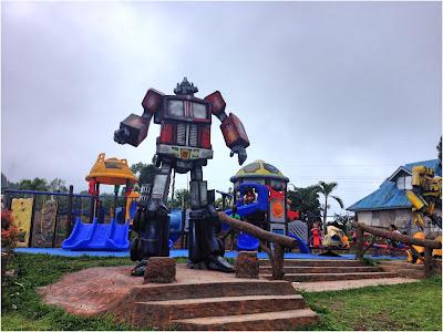 Transformer Theme Park