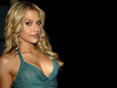 American Actress Brittany Murphy Sexy Wallpapers