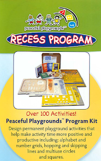 Peaceful Playground recess Program